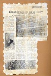 A képre kattintva elolvasható a régi újságcikk